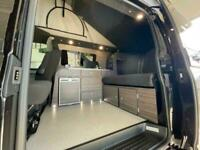 2019 VW T6 Campervan 150 HIGHLINE 4Berth 19k miles AC Cruise RIB Bed Eberspacher