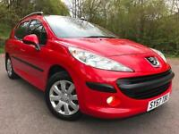 Peugeot 207 SW 1.6HDi S