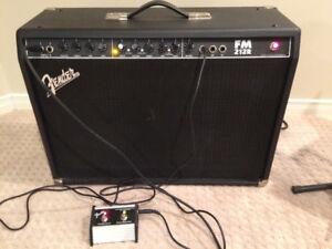 Fender Frontman FM 212R 100 watt amp.