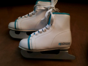Child Double Blade Ice Skates