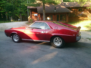 1969 AMX RACE & STREET LEGAL