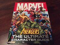 Marvel hardback book