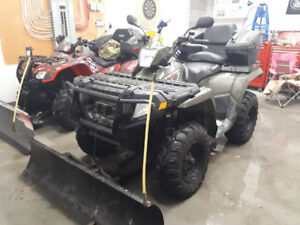 2010 Polaris Sportsman 500 HO