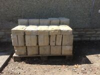 BRADSTONE Cotswold Buff Walling Blocks