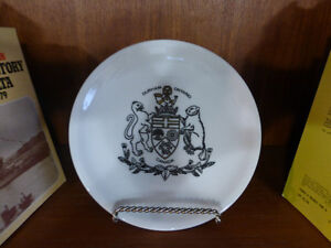 Town of Durham, Ontario Collectors Plate