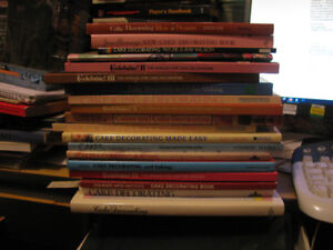 Nineteen Cake Decorating Books All in Very Good Condition..