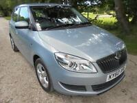 Skoda Fabia 1.2 ( 70bhp ) SE ONLY 9750 MILES SUPERB EXAMPLE SERVICE HISTORY