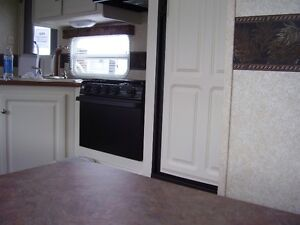 Trailer 31 ft with  masteer bedroom and 4 Bunk beds Strathcona County Edmonton Area image 9