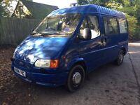 Ford transit campervan Diesel