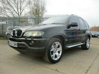 2003 BMW X5 3.0 i Sport 5dr SUV Petrol Automatic