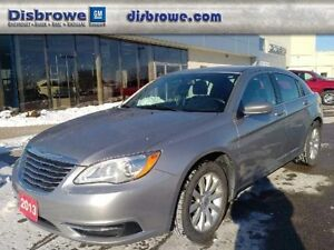 2013 Chrysler 200 LX   Bluetooth, Heated Sideview Mirrors, USB P London Ontario image 9