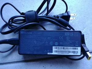 Lenovo 90W Slim Tip Ac Adapter for X and T series ADLX90NLC2A