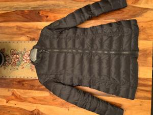 Rudsak atelier noir duvet jacket small