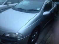 Vauxhall tigra 1.6 16 valve 66000 miles