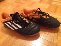 Adidas soccer cleats - boys size 2