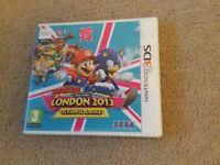 Mario & Sonic London 2012 Olympic Games