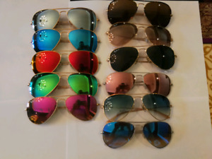 Rb 3025 aviator sunglasses Ray Ban