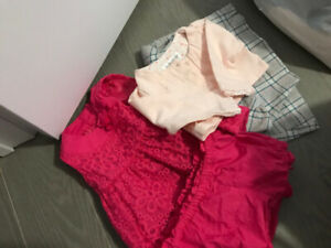 Baby /Toddler clothes and shoes