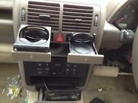 Audi a2 cup holder pair 2001+ be