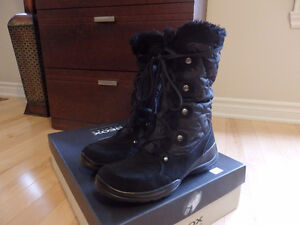 Geox Respira Boots Size 40 Brand New / Bottes Neuve Geox