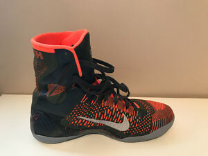 Kobe 9 Elite Men's Size 8 Basketball Shoes
