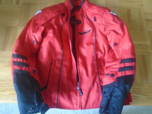 FLY Red Motorcycle Jacket for Sale!!