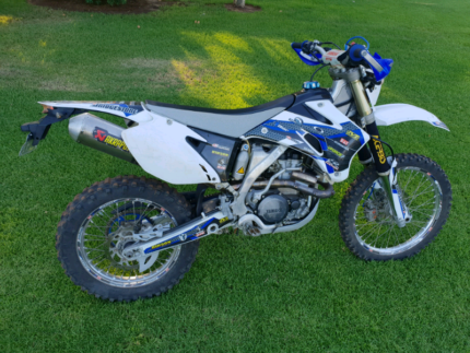 Yamaha WR450F St George Balonne Area Preview