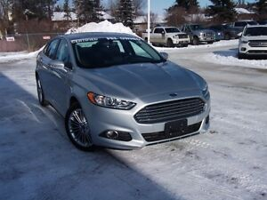 2014 Ford Fusion SE AWD CERTIFIED PRE OWNED