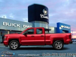 2017 Chevrolet Silverado 1500 Custom  - A/C -  Bluetooth - $235.