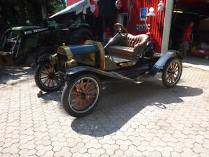 1911 Ford Speedster Collectors Vehicle