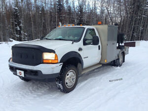 Very Well Maintained 7.3 Welding/Mechanics Truck