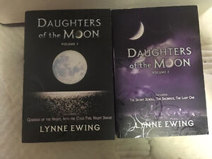 Daughters of the moon books one and two