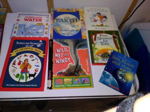 Science books environment $4 for all
