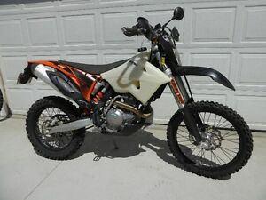 KTM 500 EXC 2012 with Low Kms!