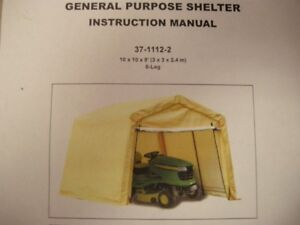 General Purpose Shelter (10' X10' X 8' )