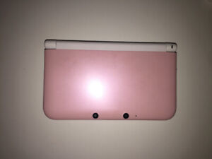 Pink Nintendo 3ds xl