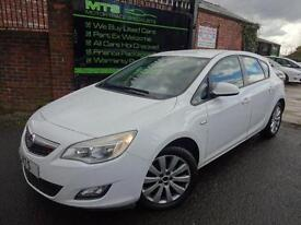 2012 Vauxhall Astra 1.3 CDTi ecoFLEX 16v ES 5dr 1 OWNER EX POLICE FULL HISTORY