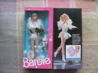 Barbie Dolls Vintage Mint In Box Up Dated