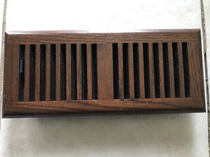 Floor vents wooden (6)