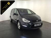 2013 63 FORD S-MAX TITANIUM TDCI DIESEL MPV 7 SEATER 1 OWNER FINANCE PX WELCOME