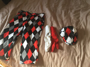 Golf Knickers , socks and hat