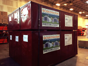 SHIPPING included in all Storage Shelters! Prince George British Columbia image 4