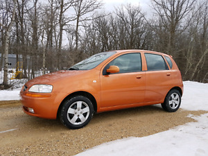 2006 Chevy Aveo With a brand-new Clutch and Safetied
