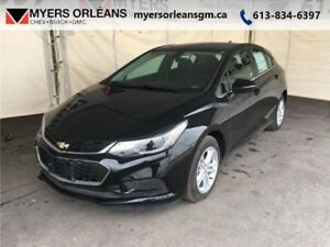 2018 Chevrolet Cruze LT  - Sunroof - Leather Seats