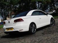 2011 Volkswagen EOS 2.0 TSI Exclusive Cabriolet DSG 2dr