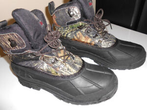 Boots Size 10...New Condition