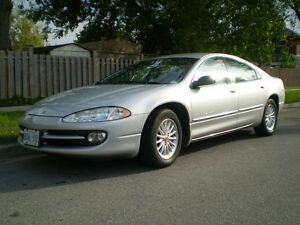 2000 CHRYSLER INTREPID ES,,4 DOOR