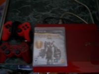 Playstation 3  +133 games/jeux