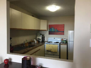 TWO BEDROOM SUBLET IN DOWNTOWN HALIFAX - MAY 1ST TO AUGUST 31ST