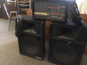 For Sale: Sound and Media Equipment